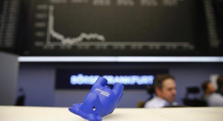 Europe Opens Down Again on Diageo, Danone Virus Warnings